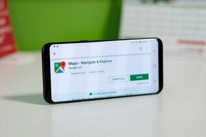 Update to Google Maps makes it easier to add a retailer to your route
