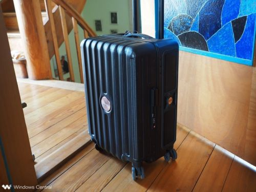 The Nomadic Audio Speakcase combines a suitcase and big Bluetooth speaker