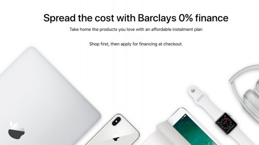 PayPal Credit & Barclays financing return to Apple Online Store in U.K
