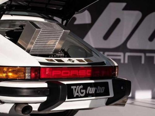 11 Porsche 930 cars to get actual F1 used racing engines