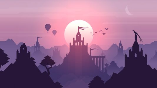 'Alto's Odyssey', the Stunning Sequel to App Store Classic 'Alto's Adventure', Is Out Now on iPhone and iPad