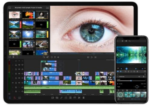 LumaFusion 2.0 Professional iOS video editing app launches