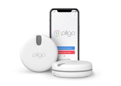 Pillgo smart pillbox offers real-time tracking of your medications