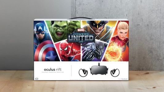 Smash like The Hulk with the Oculus Rift and Marvel Powers United VR bundle