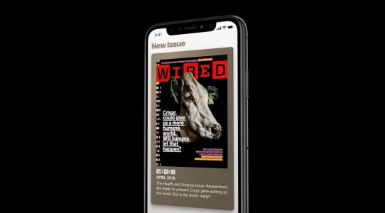 Apple announces Apple News+ for $9.99/mo, adds 300 magazines and select newspapers to the News app