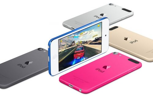 New iPod Touch Expected as Early as Tomorrow