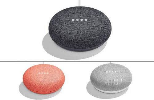New Google Home Mini Leaked, Will Cost $49