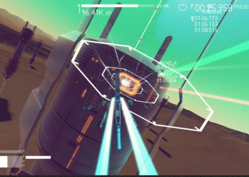 Lightfield Sci-Fi Racer Launches September 26th
