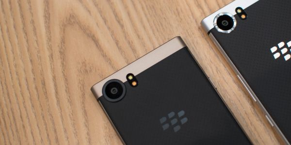Hands on: BlackBerry introduced a bronze Keyone, but don't expect it in the US