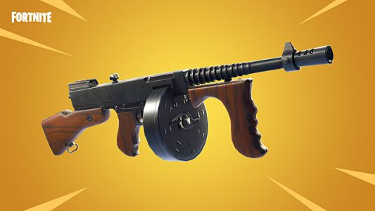 Fortnite 4.5 Drum Gun Guide