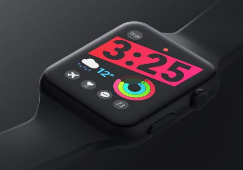 This Awesome watchOS 5 Concept Sees Always-On Watch Faces and More