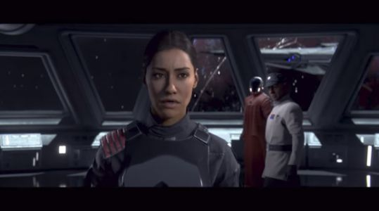 GamesBeat Summit 2018 speakers - Star Wars: Battlefront II's Janina Gavankar, Brianna Wu, and Tencent's Dan Brody