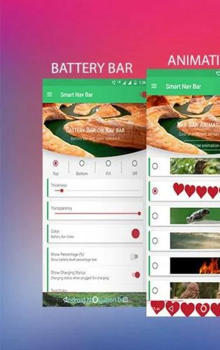 This Android App Adds Amazing Image Slideshows To Your Nav Bar