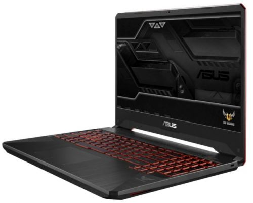 ASUS TUF Gaming FX505, FX705 Laptops Announced