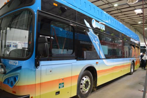 California transit agencies have 21 years to build zero-emissions bus fleets