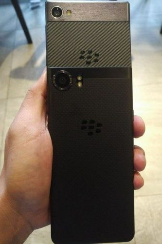 Android-Powered BlackBerry Krypton Leaks In First Images