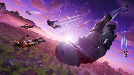 Fortnite cross-play now pools players differently on consoles and mobile