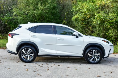 Luxury on a budget: The Lexus NX 300h hybrid reviewed