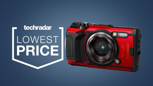 Olympus TG-6 deal: our top waterproof camera is down to its lowest price for Black Friday