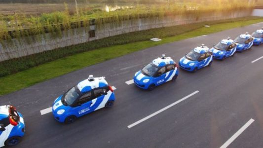 China Will Allow Self-Driving Car Testing On Public Roads