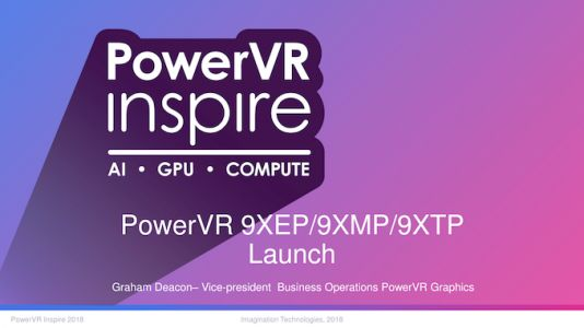 Imagination Announces PowerVR Series9XTP, Series9XMP, and Series9XEP GPU Cores