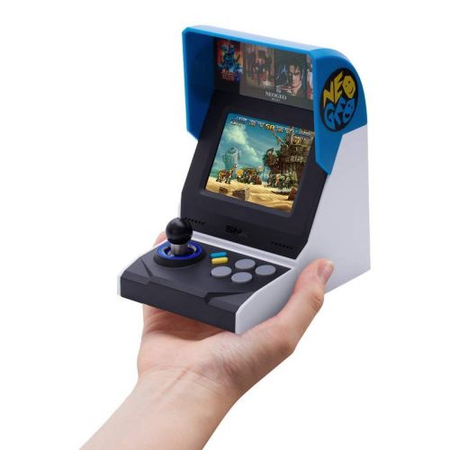 The NEOGEO Mini International retro console sees its first major price drop