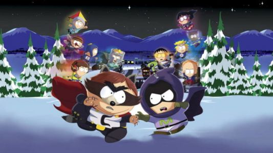 South Park: The Fractured But Whole Arriving On The Switch April 24