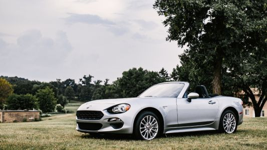 How Fiat digitally designed the sporty 124 Spider convertible