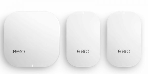 Amazon acquires mesh router company eero to further expand its smart home efforts