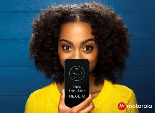 Motorola Teases Early June Release For Moto Z3 Play