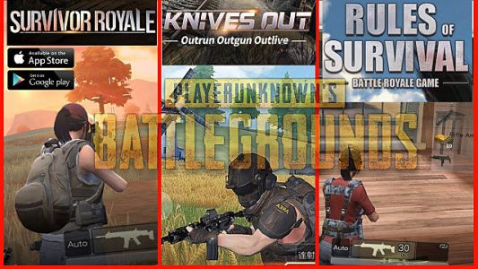 Rules of Survival vs. Knives Out - Which Game Gets Chicken Dinner?