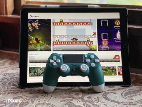 The iPad certainly grew up to be its own viable gaming machine