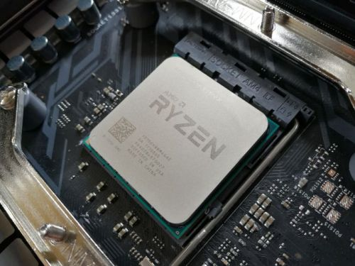 AMD 50th Anniversary Ryzen CPUs Listed At Retailers