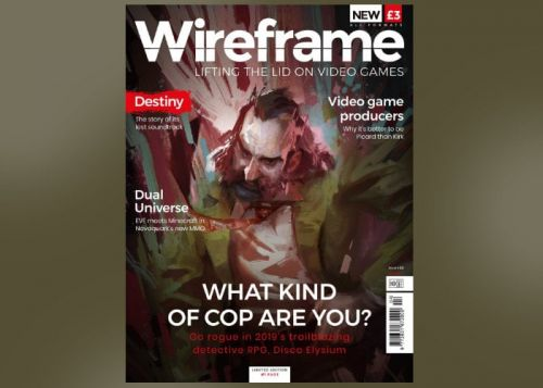 Wireframe gaming magazine issue 4