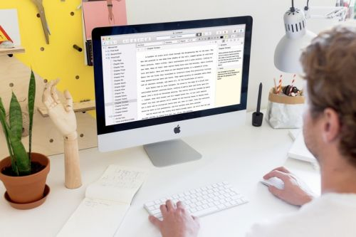 How to get started with Scrivener for Mac