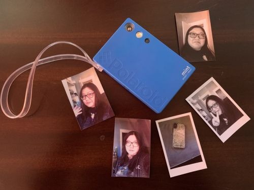 How to set up filters and frames for your Polaroid Mint Camera & Printer