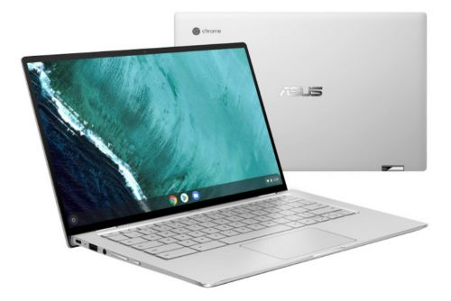 The ASUS Chromebook Flip Is Back Again & Now Even Better - CES 2019