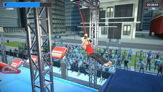 American Ninja Warrior is headed to Nintendo Switch - here are the details!