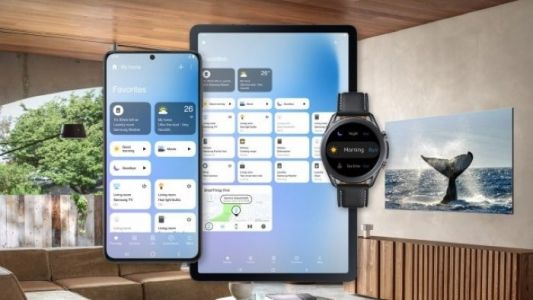 Samsung SmartThings gets a new UI and more