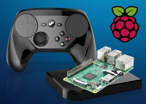 Raspberry Pi Valve Steam Link app lets you create a DIY PC game streamer