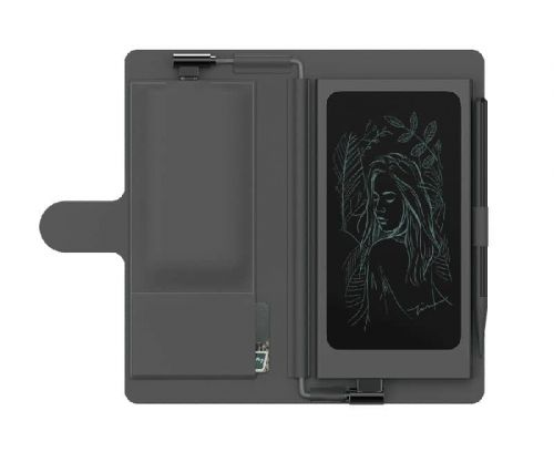 Memomate Is A Ewriter, Tablet, And Power Bank