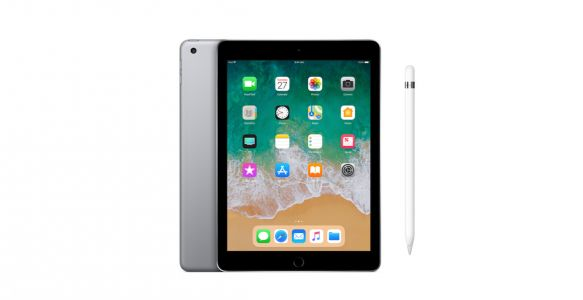 Win Apple's new iPad & Apple Pencil from 9to5Mac & DearMob