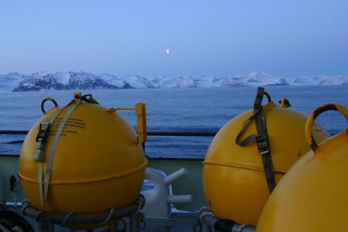 Research hints at tipping point in the Atlantic's currents