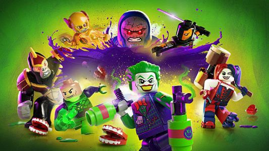 Mark Hamill And Kevin Conroy Return As The Joker And Batman In LEGO DC Super-Villains
