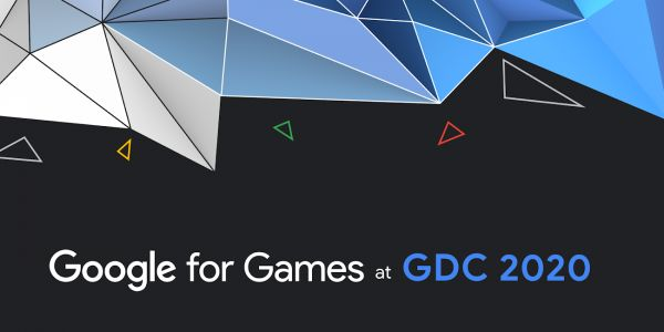 Google for Games Developer Summit announced at GDC 2020
