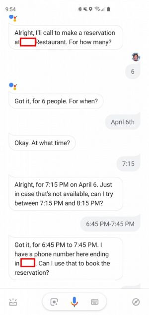 Google Duplex Rolling Out To Non-Pixel Phones In The US: Report