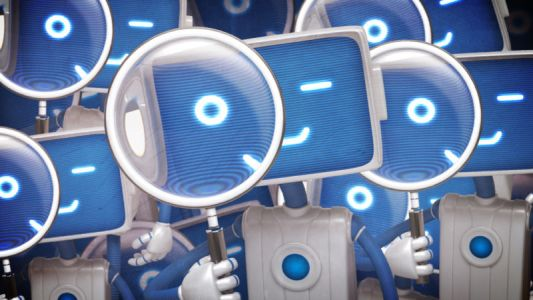 A wave of AI robots is threatening to ruin HQ Trivia