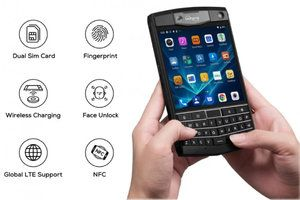 Hoping for a BlackBerry Passport running on Android? The Unihertz Titan could be the next best thing