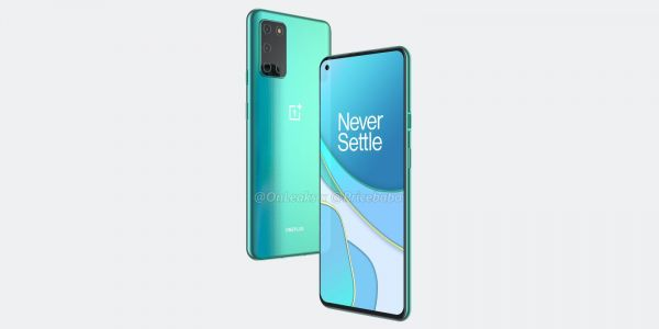 OnePlus 8T will have a 120Hz display that ditches those awful curved sides