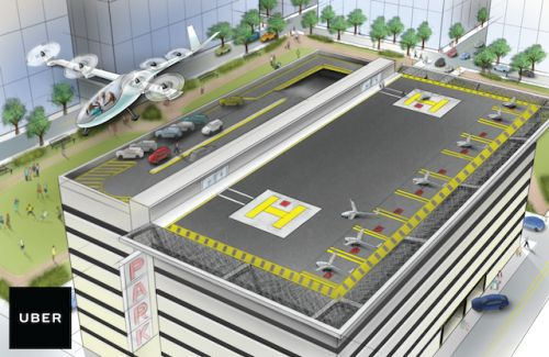 CEO: Uber's Flying Taxis Could Be Launched In 5-10 Years